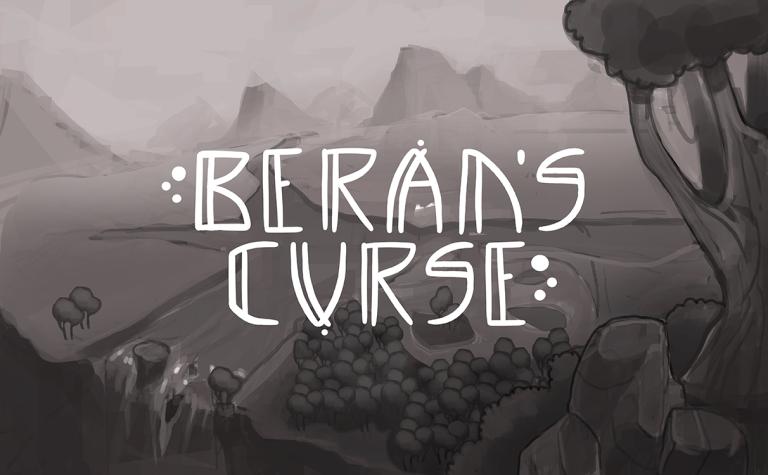 Beran's Curse title page