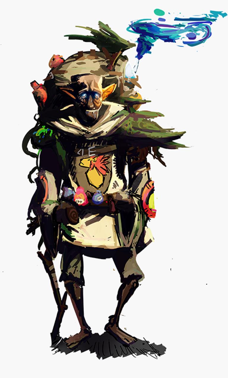 Beran - DND Character